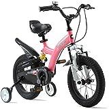LJJL 子供の足の自転車2-4-6-7-8歳の自転車14