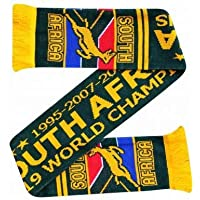 South Africa Springboks 2019 Rugby World Champions Scarf