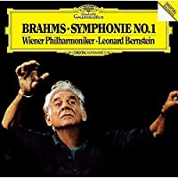 Brahms: Symphony No.1 by Leonard Bernstein (2015-08-26)