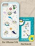 水樹奈々 【LIVE ISLAND 2018】 ナネットさんのiPhoneカバー�V (【A】iPhone 7 & 8 専用)