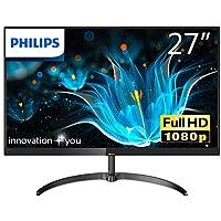 PHILIPS モニター ディスプレイ 271E9/11 (27インチ/IPS/スリムベゼル/HDMI×2/5年保証)