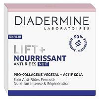 Diadermine LIFT+ Nutrition Regenerating Anti-Wrinkle Night Cream with Pro-Collagen & Pro-Lipids 50ml by Diadermine