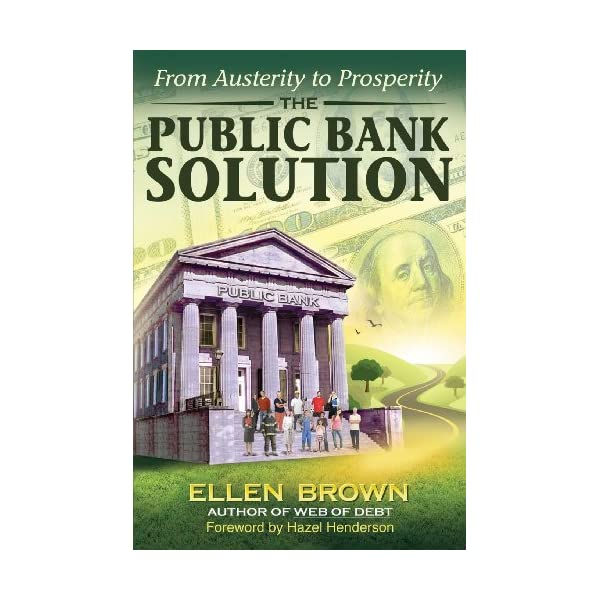 The Public Bank Solution...の商品画像