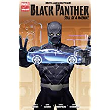 Black Panther: Soul Of A Machine (2017) #7