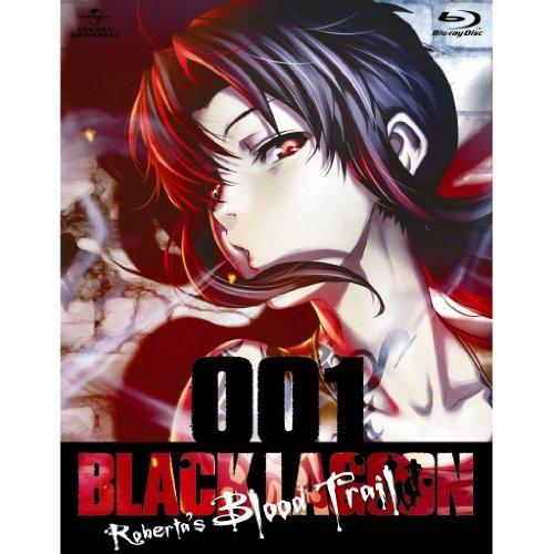 OVA BLACK LAGOON 全5巻セット [マーケットプレイス Blu-rayセット]
