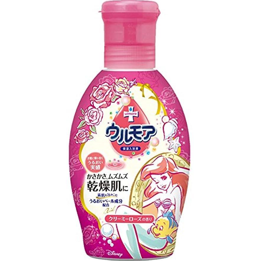 ラケット乳製品アミューズメントウルモア クリーミーローズの香り ディズニープリンセス 600ml