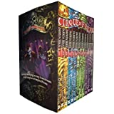 Cirque Du Freak Series - Complete 12 Book Collection - Killers of the Dawn Lord of the Shadows Trials of Death Sons of Destin