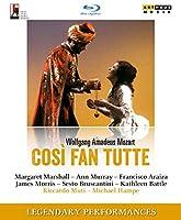 Cosi Fan Tutte - Salzburger Festspiele 1983 [Blu-ray]