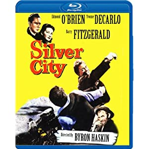Silver City [Blu-ray] [Import]
