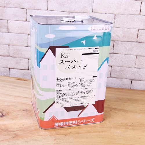 K's スーパーベスト F 艶有 15kg 菊水化学工業