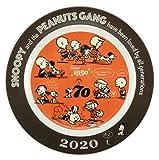 「 PEANUTS(ピーナッツ) 」 スヌーピー 2020年 (数量限定) イヤーズ プレート SN2020YP