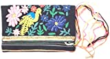 STAR MELA Flora Emb Purse bag navy