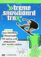 X-TREME SNOWBOARD TRAX-V/A -DVD-