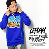 (レフラー)LEFLAH Day And Night Parka -BLUE- BLUE L