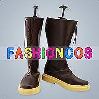 サイズ選択可女性23.5CM UA0340 しゅごキャラ! 藤咲凪彦 藤咲なでしこ なぎひこ コスプレ靴 ブーツ