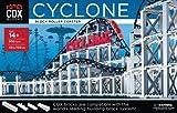 ●日本未発売●LEGO対応 サイクロンローラーコースター/The Cyclone-LEGO Compatible Roller Coaster Toy【USA直輸入品】