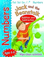 Get Set Go Numbers: Jack and the Beanstalk - Addition and Subtraction