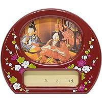雛祭り用オルゴール付写真立