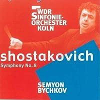 Symphony 8 by DIMITRI SHOSTAKOVICH (2004-07-20)