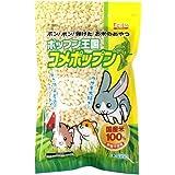 (まとめ買い)スドー 小動物用おやつ ポップン王国 コメポップン 50g P-980 【×10】