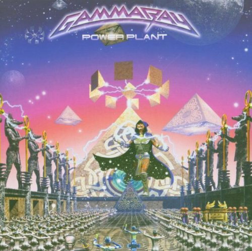 Power Plant / Gamma Ray