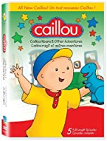 Caillou Roars and Other Adventures (Bilingual) [並行輸入品]