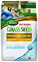 Turf Builder Pennsylvania State Grass Seed Mix-3LB TB PENN STATE GRASS (並行輸入品)