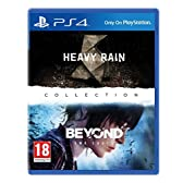 Heavy Rain and Beyond Two Souls Collection (PS4) (輸入版)