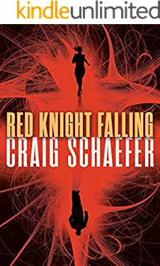 Red Knight Falling (Harmony Black Book 2)