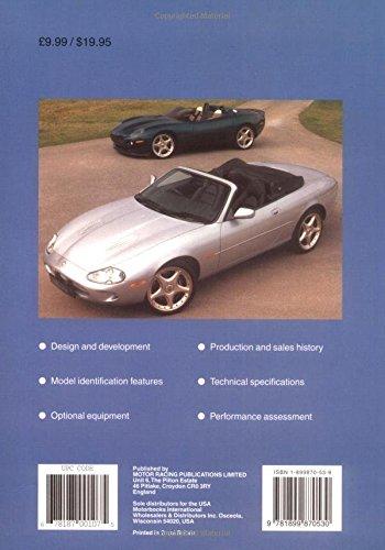 Jaguar XK8 and XKR (Mrp Autoguide)