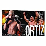 UFC Mixed Martial Arts Tito Ortiz 3-by-5 foot Wall Banner [並行輸入品]