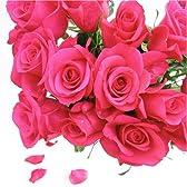 ピンク系のバラの花束 30本 (生花)【お祝い・記念日・誕生日・フラワーギフト・バラ】