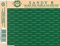 Make The World Go Round - Sandy B CDS