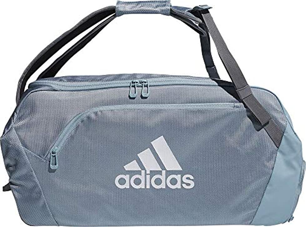 排気メンタリティ地味なチームバッグ adidas (アディダス) adidas EPS 2.0 3way 50L (DT3747) FST48 1903 メンズ レディース DT3747.アッシュGRY S18 NS