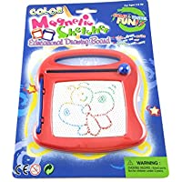 Colour Magnetic Sketcher Drawing Board, Assorted Colour, 1 Board