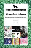 Basset Fauve de Bretagne 20 Milestone Selfie Challenges Basset Fauve de Bretagne Milestones for Selfies, Training, Socialization Volume 1