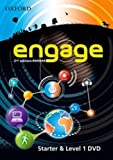 Engage Second Edition Starter Level 1 Dv [VHS]