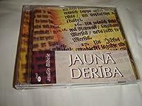 Latvian Audio New Testament on 2 MP3 CD's / Jauna Deriba / ラトビア語 / ラトビア