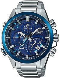 【並行輸入品】ソーラー カシオ CASIO 腕時計 時計 エディフィス タイムトラベラー EDIFICE TIME TRAVELLER クロノグラフ EQB-501DB-2A