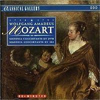 Mozart: Sym Concertante Kv297b & Kv364 by CASSUTO / NOVA FILARMONIA PORTUGUESA