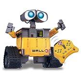 ピクサー ウォーリー リモートコントロールロボット Disney社【並行輸入】