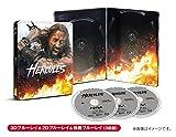 【Amazon.co.jp限定】 ヘラクレス 怪力ロング・バージョン 3D&2Dブルーレイセット+BD特典ディスク スチールブック仕様(3枚組)(1500枚限定) [Blu-ray]