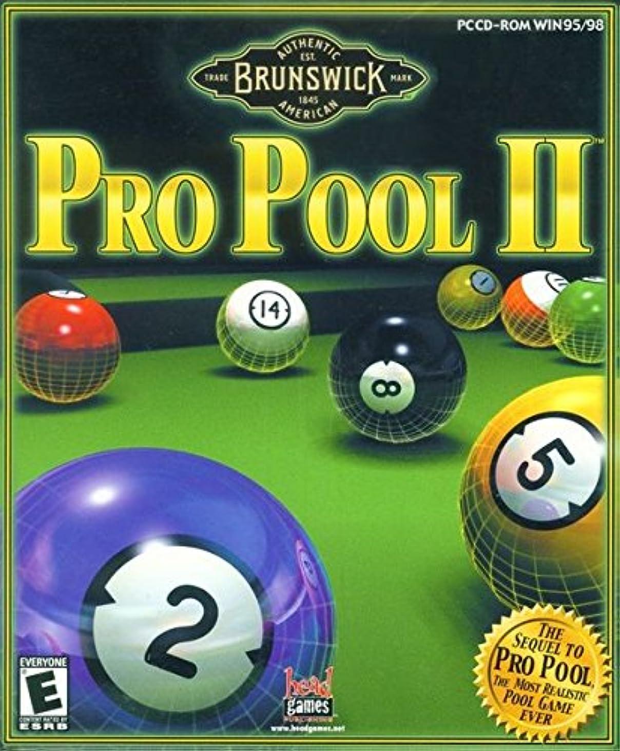 花婿幾何学こんにちはBrunswick Pro Pool 3D 2 (輸入版)
