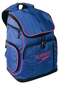 Speedo(スピード) スイマーズリュック ブルー×ピンク SD93B10