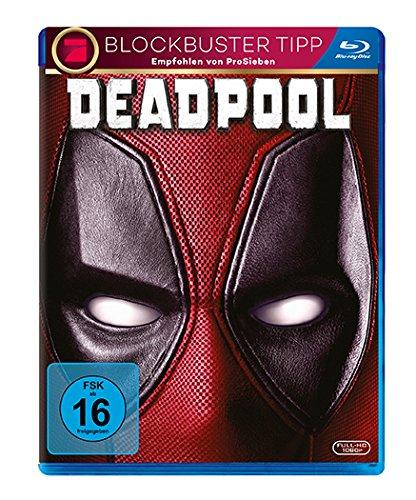 Deadpool [Blu-ray]の詳細を見る