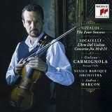 ヴィヴァルディ:ヴァイオリン協奏曲集「四季」/他