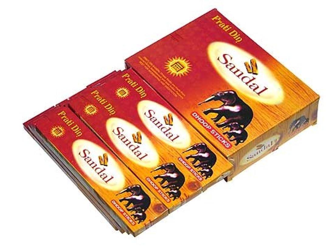 公園引退するスキニーA-RAVI RAG(エーラビ ラグ) サンダル香 レギュラーボックス スティック SANDAL REG BOX 12箱セット