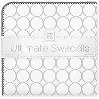 SwaddleDesigns (スワドルデザインズ) :: 究極のおくるみ ブランケット 毛布 SD-022 :: Ultimate Receiving Blanket :: One Size :: ワンサイズ :: 品質保証