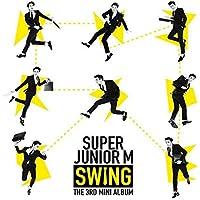 Super Junior-M 3rdミニアルバム - Swing 嘶吼 (CD + フォトブックレット + サイン入りミニフォトカード) (中国版) ~ Super Junior-M