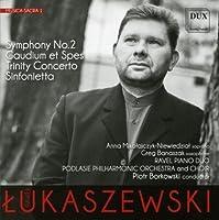 Musica Sacra Vol. 1-Symphony No.2 Gaudium Et Spes